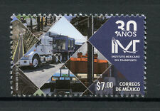 Mexico 2017 MNH Transport Transportation Institute 1v Set Trucks Stamps