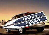 Metal Volvo Side Badge Emblem Sticker for Volvo S60 S90 V40 V60 XC40 XC60 XC90