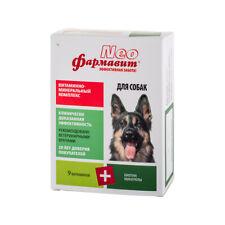 MultiVitamin mineral for dogs, Farmavit Neo 90 tab A B D3 E Calcium sheep-dog