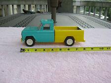 "Vintage 1960's Structo Pressed Steel Hom-Pak Pick Up Truck~8 7/8"" Length!"
