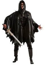 Highwayman or Ringwraith or Grim Reaper Costume Adult Mens With Muscle Chest
