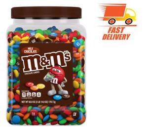 M&M'S Milk Chocolate Bulk Candy Jar (62 oz.)