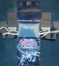 Cardfight Vanguard - Clash of the Knights & Dragons -  Promo Deck Box - NEW