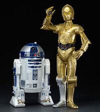 Star Wars R2D2 and C3PO Artfx+ statue