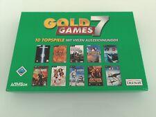 Gold Games 7 top Pc Spiele Sammlung Komplett
