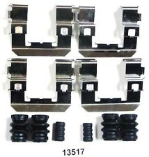 Frt Disc Brake Hardware Kit  Better Brake Parts  13517