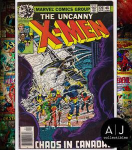Uncanny X-Men #120 FN/VF 7.0 (Marvel)