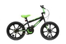 "XN-5-18 BMX Bike Boys Kids Freestyle BMX Stunt Pegs 18"" MAG Wheel Green Childs"