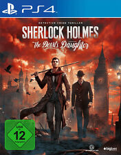 Sherlock Holmes - The Devils Daughter für Playstation 4 PS4 | NEUWARE | DEUTSCH!