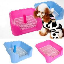 Indoor Dog Puppy Plastic Training Potty Pet Dog Pee Toilet Fence Target