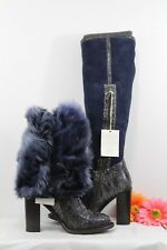 ?NIB UGG COLLECTION?Womens Aldabella?Shearling?Boots Shoes Italy Sale Sz 7.5