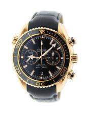 Omega Seamaster Planet Ocean Chronograph 18K Rose Gold Watch 232.63.46.51.01.001