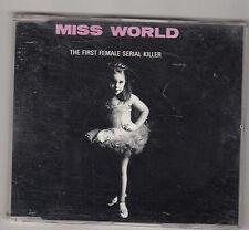 MISS WORLD - the first female serial killer CD single
