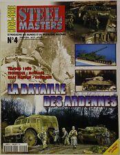 SteelMasters - hors-série n°4 - La bataille des Ardennes