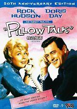 """NEW DVD """" Pillow Talk """"  Doris Day, Rock Hudson"""