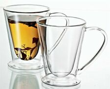 Avanti - Double Wall HERO Glass Mug 250ml Set of 2