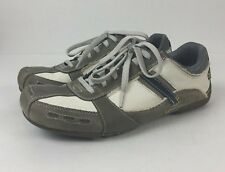 Skechers 935  Relaxed Step Casual  Men's Shoes Lace Up Leather size 9