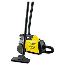 Eureka Lightweight Mighty Mite Canister Vacuum 9A Motor 8.2 lb Yellow 3670
