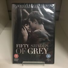 Fifty Shades Of Grey DVD - New and Sealed Fast and Free Delivery