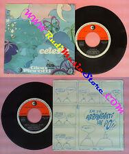 LP 45 7''GIAN PIERETTI Celeste Ehi tu arrangiati un po 1969 RICORDI no cd mc dvd