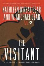 HC/DJ Mysteries Series Book The Visitant Vol.1 Signed Michael and Kathleen Gear
