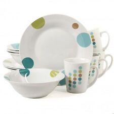 Dinner Service Sets. Dinner Service Sets. Plates  sc 1 st  eBay & Porcelain Polka Dot Dinnerware u0026 Serving Dishes | eBay