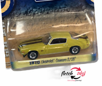 Country Roads 1970 Chevrolet Camaro Z28 1:64 Diecast Car Series 6 Chevy Muscle