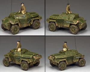 KING & COUNTRY OPERATION MARKET GARDEN MG083 BRITISH HUMBER MK.1 SCOUT CAR MIB