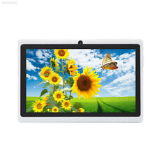 "7"" inch Quad Core Android 4.4 Tablet PC 1+16GB Bluetooth Dual Cam GPS WIFI"