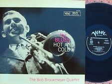 Bob Brookmeyer FRE Reissue LP Blues hot and cold NM Jazz Post Bop Verve 8215501