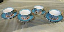 New Versace Les Tresors de la Me series coffee cup and saucer set