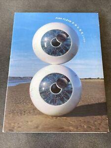 PINK FLOYD IN CONCERT PULSE COFFRET 2 DVD + LIVRET EMI FRANCE