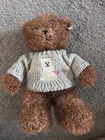 Dakin Teddy Bear Small Vintage Teddy Bear Sweater