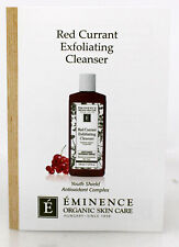 Eminence Red Currant Exfoliating Cleanser Sample Size