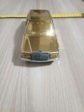 Modellino MERCEDS 190 E ottone marca FAL Vintage