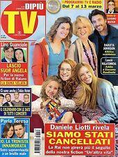 Dipiù Tv.Daniele Liotti,Teresa Cilia & Salvatore di Carlo,Dakota Johnson,iii