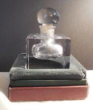 """LAUREN"" -  *PERFUME IN CRYSTAL* by Ralph Lauren with presentation box"