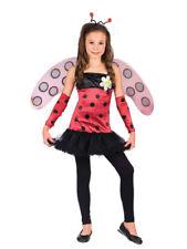 Lovely Lady Bug Ballerina Girl Kids Costume size Large