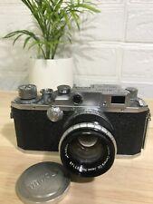 [Exc+5] Canon IV Sb Rangefinder w/ 50mm f1.8 Leica L39 LTM Lens from JAPAN #248