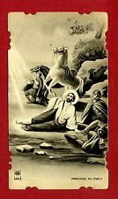 SANTINO SAN PAOLO  IMAGE PIEUSE - HOLY CARD-  Heiligenbild