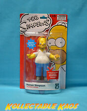 "Simpsons - 15cm(6"") Homer Simpson Talking Figure NEW IN BOX"