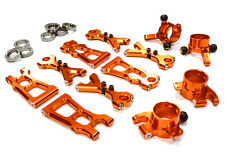 C26306ORANGE Integy Billet Machined Suspension Kit for HPI 1/10 Scale E10