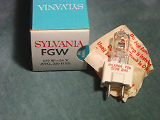 FGW 150 watt 24 volt 200 Hrs Avg Studio Projection Lamp  Bulb  New