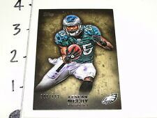 2012 Topps INCEPTION LeSean MCCOY #59 SP/123 Philadelphia EAGLES - PITT Panthers