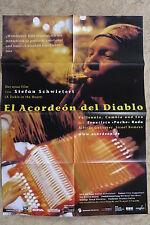 (P159) KINOPLAKAT El acordeón del diablo (2000)