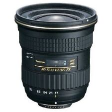 USED Tokina AT-X 17-35mm f/4 Pro FX for Canon Excellent FREE SHIPPING