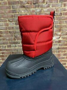 Kids Polo Ralph Lauren Snow Boot Red/BlackToddler/Kids/Big Kids