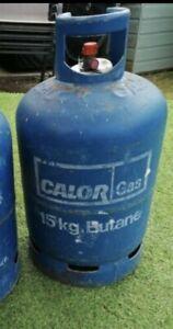 Calor Gas 15KG 21mm Butane Cylinder Empty