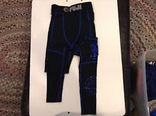 Fuji Compresion No Gi Competition Fight Pants Sz M - Cool