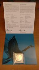 2014 Canada (20$ for 20$) .9999 Fine silver Coin Goose